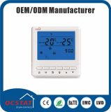 Quality Fan Coil 7 Days Programmable Room Thermostat Temperature Controller for Floor Heating Use