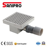 Sanipro 304 Stainless Steel Material Floor Drain Grate Cover