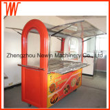 Mobile Snack Food Cart for Sale