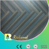 Household 8.3mm HDF Crystal Oak Sound Absorbing Laminate Flooring