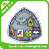 Car Club Custom Logo Metal Car Emblem for Premium Member