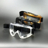 Clear Polycarbonate Lens Optical Frame Protective Medical Goggles (SG142)