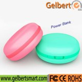 New Potable Li-Polymer Battery Hand Warmer Power Bank Charger with RoHS