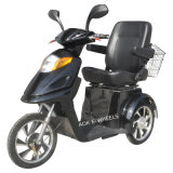 500W48V 3 Wheel Electric Mobility Scooter Trike, Electric Disabled Tricycle for Outdoor Driving (TC-015)