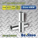 "1/4"" Dr. Deep Socket - BS-SL1404p6- Hand Tool -Hardware Tool"