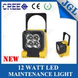 Mutifunctional LED Work Light Portable 12W Construction Lighting