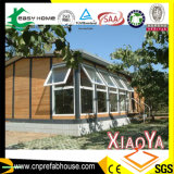 Luxury Style Comfortable Wooden House