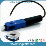 High Quality Sc/Upc Fast Fiber Optic Connector