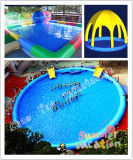 Commercial Use Inflatable Water Swimming Pool for Water Sports (CYPL-603)