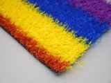 Colourful Artificial Grass Multipurpose Synthetic Turf (MPY)