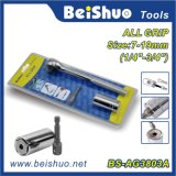 All Grip Universal Socket Wrench with Drill Adapter