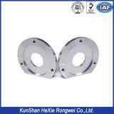 OEM Precision Perforated Aluminum CNC Turning Parts