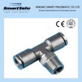 Sspb8-02 High Temperature Metal Push in Fittings