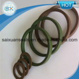 Polyester Fabric with Polyester Resin& PTFE or 40% Bronze Filled PTFE Wear Ring