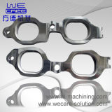 Lost Wax Casting Exhaust Pipe Parts with Chinese Manufacture
