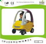 Kaiqi Plastic Car Toy for Children and Schools - Yellow (KQ50136R)