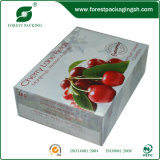 Customized Fresh Fruit Corrugated Boxes Cherry Paper Boxes (FP11033)