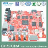 5 Port Ethernet Switch PCB Board Metal Detector PCB Circuit Board Samsung PCB Board