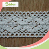 China Soft Handfeel Wholesale Trimming Cotton Crocheted Lace for Accessories