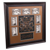 New Plastic Photo Frame for Wall Hanging