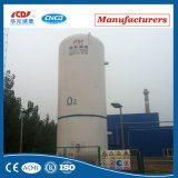 1.6MPa Working Pressure Lar/Ln2/Lo2 Cryogenic Liquid Storage Tank
