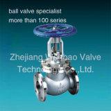 Globe Valve /BS1873 Stainless Steel Flanged Globe Valve