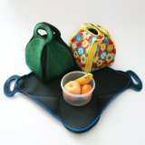 Customized Colroful Smooth Lunch Box Bag Wholesale