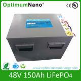 48V 150ah LiFePO4 Battery for Solar System 7kw