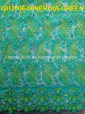 High Quality African Swiss Cotton Voile Lace with Many of Holes for Lady for Party.