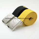 Custom Fashion Cotton Webbing Fabric Belt for Men or Women