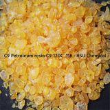 Color 8-12#, Softening Point 90-120degc C9 Petroleum Resins