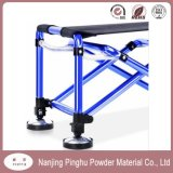 High Gloss Blue Thermosetting Powder Coating