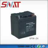 Lead Acid Battery with 24ah for Solar System
