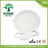 6W 12W 15W Aluminum Hot Sales LED Panel Lamp Lighting