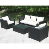 Modern Wicker Sofa Set with Multi-Functions (WS-06015)
