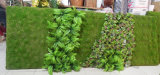 High Quality Artificial Plants and Flowers of Green Wall Gu-Wall00910001