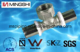 Brass Fitting Press Fitting for Plumbing System