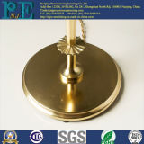 High Precision Casting Brass Lamp Base