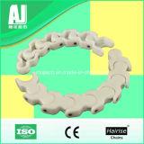 1700 Series Sea Food Transmission Plastic Flexible Multiflex Conveyor Chain
