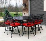 Leisure Dynasty 9 PC High Dining Set Garden Furniture