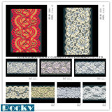 Home Textile Garment Polyester Trimming Lace for Lingerie