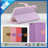 Leather Flip Wallet Card Holder Stand Case for iPhone 6