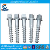 Professional Fasteners Supplier Screw Spike for Railway/Fastening System