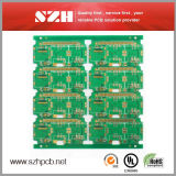 UL Computer Satellite Double-Sided Hal Lead-Free PCB