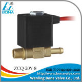"1/8""X6.5mm Nipple Connector Brass Metal Welding Machine 36V 220V Air Soleonid Valve-Zcq-20y-8"
