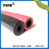 Yute Brand 3/8 Inch Red Black Colored Fuel Hose