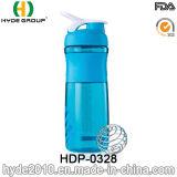 800ml BPA Free Plastic Shaker Bottle with Ss Ball, 2017 Plastic Protein Shaker Bottle
