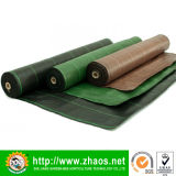 Agricultural Poly Weed Blanket Black Plastic Ground Cover