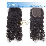 Brazilian Human Hair 4*4 Three Part Lace Closure