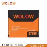 High-Quality Mobile Phone Battery for Samsung G7200